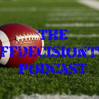 The Fantasy Football DecisionTV Podcast, Standouts, Hold ups, Sneaky picks and Friday night fights!