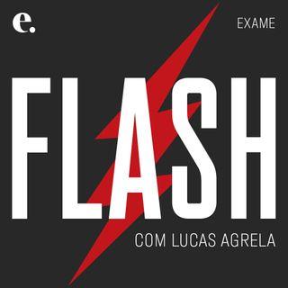 EXAME Flash 19/02 | Estatais despencam na Bolsa, o balanço da Embraer e o pior momento da pandemia