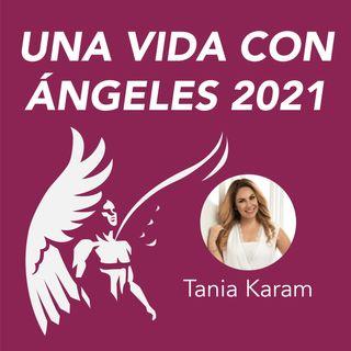 Una vida con ángeles 2021, Tania Karam