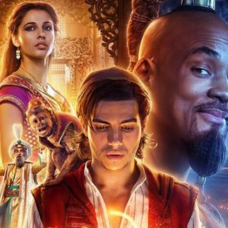 Damn You Hollywood: Aladdin (2019) Review