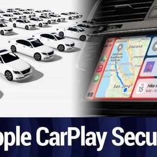 Apple CarPlay in a Rental Car | TWiT Bits