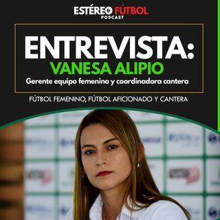 Entrevista Con Vanesa Alipio