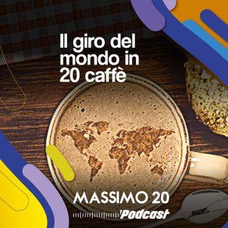 Il giro del mondo in 20 caffè
