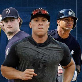 Yankees de Nueva York arrancaran entrenamientos en 3 dias