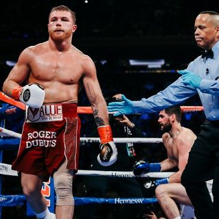 Ringside Boxing Show: Canelo spoils a 'Rocky Moment' & Ivan Baranchyk talks Josh Taylor and the WBSS