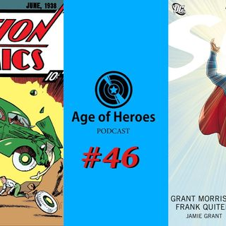Comics - The Age Divide | Age of Heroes #46