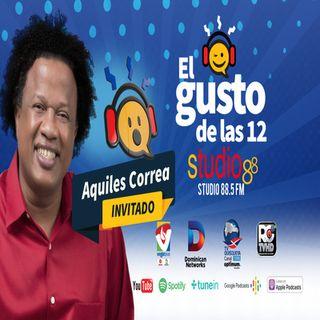 Episodio 11 - 15 Julio 2019 - Aquiles Correa