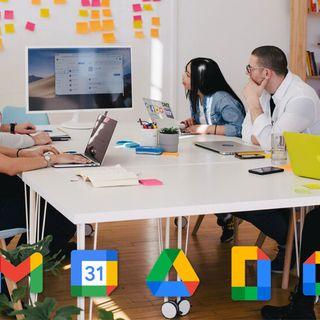 Adiós a G suite, hola Google Workspace