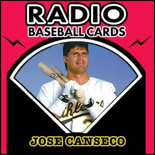 Jose Canseco on the 1986 MLB Tour of Japan