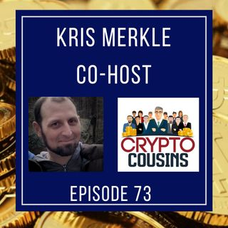 Todays  Co-host Is Kris Merkle - Exodus Wallet