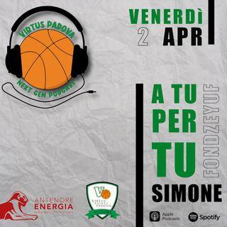 EP12: A tu per tu; Simone Fondzeyuf