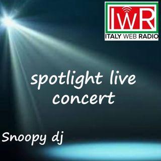 Spotlight live concert