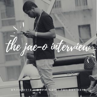 The Jae-O Interview.