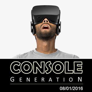 Oculus VR e le altre novità del 2016 - CG Live 08/01/2016