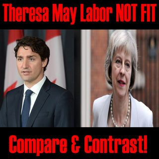 Morning moment Theresa May warns Jeromy Corbin NOT FIT May 3 2017