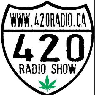 The 420 Radio Show w/ guest Chris Enns and Sarah Sunday on #LifestyleRadio.ca