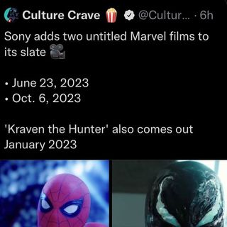 Sony Confirms two more movies?!?!