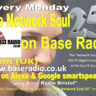 Network Chart Show first heard on Base Radio Bristol 28th June 2021