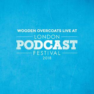 London Podcast Festival 2018