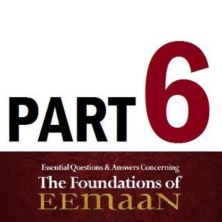 QA@E6 The Quran is the Speech of Allaah