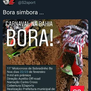 Vamos ao Ceará e depois passar o carnaval na Bahia