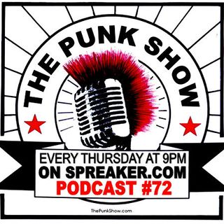 The Punk Show #72 - 07/09/2020