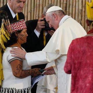 Amazon Synod: Christ vs. Satan