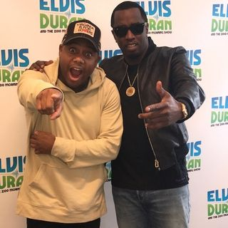 Diddy Rolls Thru For Some 'Mogul Talk'!