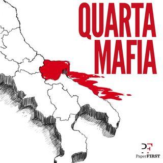 """""""Quarta mafia"""", il libro di Antonio Laronga"""
