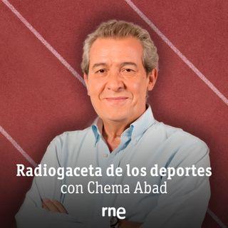 Radiogaceta de los deportes - 10/06/21