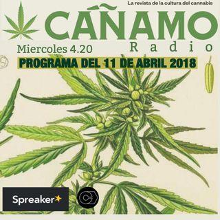 Canamo Radio 420 Programa 1