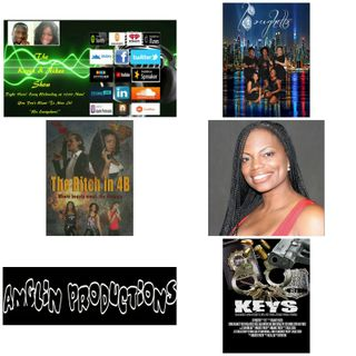 The Kevin & Nikee Show - Michelle Anglin - Multi Award-Winning Producer, Writer, Director and Actress