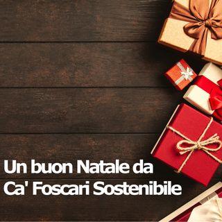 Ca' Foscari ecologica (per un Natale sostenibile)