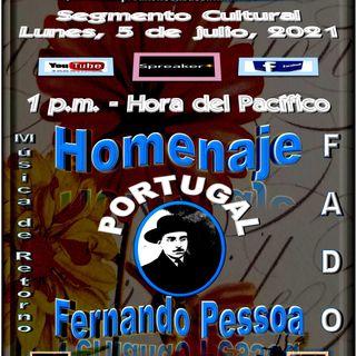 Homenaje a Fernando Pessoa + Música de FADO * Portugal