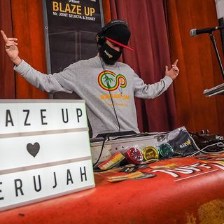 Mr Joint live in session - Blaze Up live in Cavelab #3
