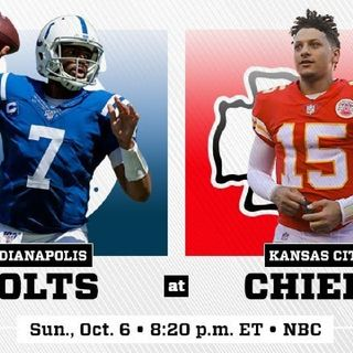 Chiefs Take A Hard Loss To The Colts