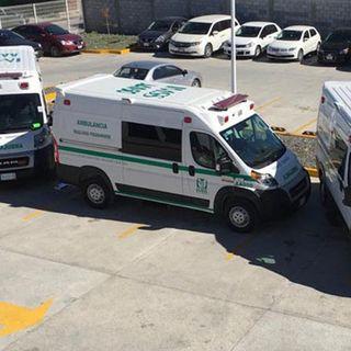 Hallan ambulancia relacionada con ataque a García Harfuch