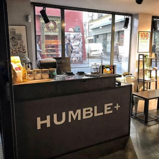 Romain, Co-founder of HUMBLE+ talks about their concept of bringing healthy back into our bodies, one smoothie at a time