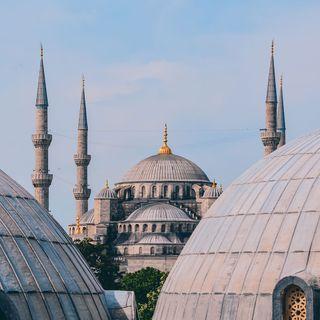 De paseo por Turquía con Sonido 8D
