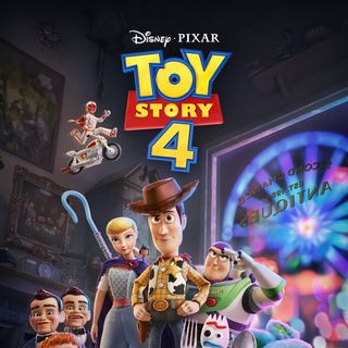 Damn You Hollywood Toy Story 4 Review