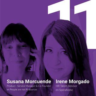 Episodio #11: La mujer en el Sector IT con Irene Morgado y Susana Morcuende