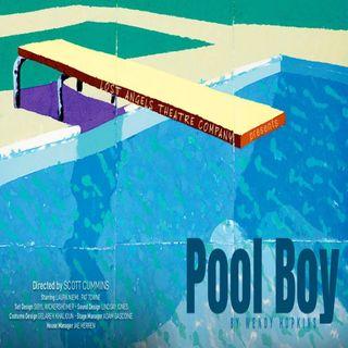 Laura Niemi, Wendy Hopkins, Scott Cummins (Pool Boy)
