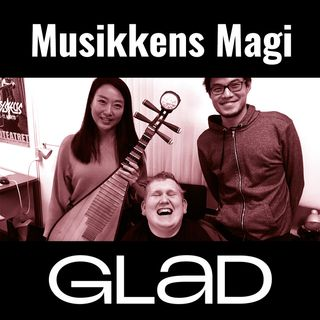 RADIO GLAD - Musikkens Magi