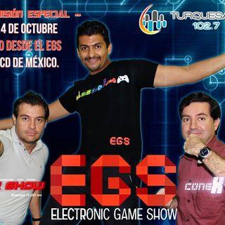 CYBERSHOW122 LO QUE NOS PASO EN EL #EGS2015
