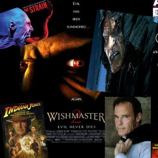 WishMaster (Andrew Divoff On GhostMan&Demon Hunter Show