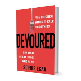 Sophie Eagan Author Of Devoured