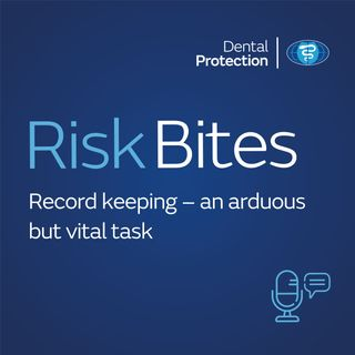 RiskBites: Record keeping – an arduous but vital task