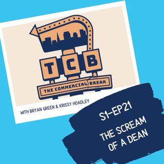 S1-EP21: The Scream Of A Dean
