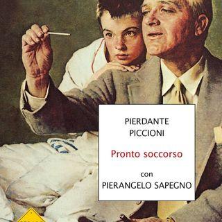"""Pierdante Piccioni """"Pronto Soccorso"""""""