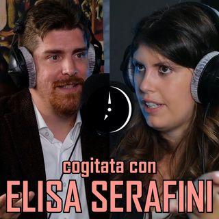 Cogitata con ELISA SERAFINI, attivista e giornalista